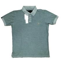 Camisa Polo Ck Calvin Klein100%algodão Lavada Pronta Entreg
