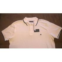 Camisa Polo Brooksfield Original E Nova - Tamanho G