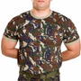 Camisa Camuflada Força Áerea Brasileira
