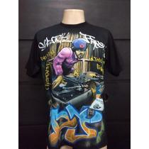 Camisa Original Dj Scratch Fresh Underground
