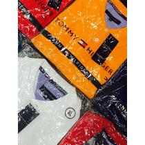 Kit C/ 5 Camisas Polo Masculina Tommy Hilfinger Original.