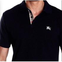Camisa Polo Burberry Masculina Importada Eua Nota Fiscal