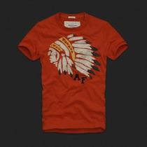 Camisa Abercrombie Masculina Original Bordada