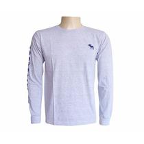 Camisetas Abercrombie & Fitch 100% - Oferta Imperdivel