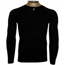 Camisa Termica Kanxa 5561 Com Proteção Uv + Bactericida + Nf
