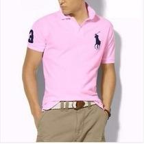 Kit 3 Camisas E Polo Hollister Abercrombie Calvin Kllein 3pc