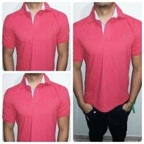 Camiseta Masculina Polo Dudalina, Polo Tommy Hilf Etc..