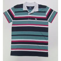 Camisa Polo Infantil 14 Anos Conforme Foto