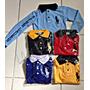 Blusa Camisa Polo Rl Manga Comprida Longa Outono Inverno