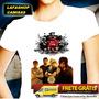 Camiseta Rosa D Saron Baby Look Feminina Cristo Frete Gratis