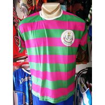 Camisa Malandrinha Mangueira - Verde E Rosa - Carnaval