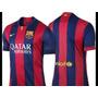 Camisa Barcelona Temporada 14/15 Home Oficial.