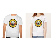 2 Camisas 27,90 Foo Figthers Rock Blink182 Guns N Roses
