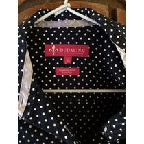 Camisa Feminina Dudalina Original Em Ótimo Estado Tamanho 36