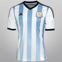 Camisa Seleção Argentina 2015 - 100% Oficial Pronta Entrega