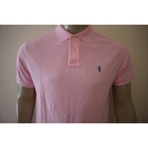 Camisa Gola Polo Masculina Slim Fit Polo Ralph Lauren