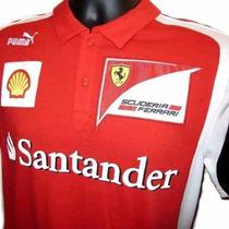 Camisa Polo Puma Ferrari F1 - Entrega Imediato !