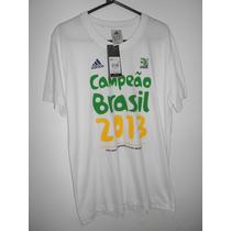 Camiseta Adidas Copa Das Confederações 2013, Tam M