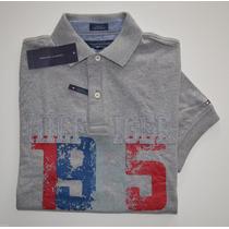 Camisa Polo Tommy Hilfiger: Tamanho Gg Xl Promoção Original