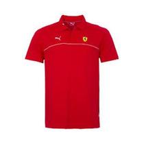 Camisa Polo Puma Ferrari Sf Rosso Corsa M - Original