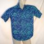 Linda Camisa Original Do Hawaii Mar Praia Luau Tam. P C90