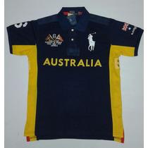 Camisa Polo Halph Lauren Paises Australia, Dubai, Espanha