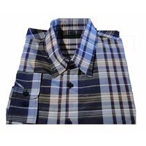 Camisas Masculinas Xadrez Especial Tam 7 8 9 10 11 12