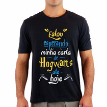 Camisa Cartas - Harry Potter