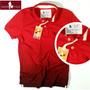 Polo Degradê, Linda Camisa Camiseta Qualidade De Importada