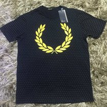 Camiseta Fred Perry Original Sergio K Polo Lacoste Atacado