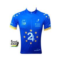 Camisa Brasil Ride 24h Penks Ciclismo