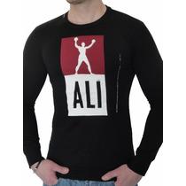 Dolce & Gabban- Coleção Muhammad Ali - Autêntica -tamanho: M