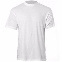 Camisa Para Sublimação - 100% Poliéster