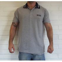 Camisa Polo Fit Hugo Boss - Original - Frete Grátis