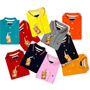 Pacote 10 Camisas Polos, Originais Qualidade De Importadas