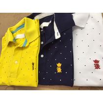 Camisa Polo Sergio K Original 100% N Armani Oskley