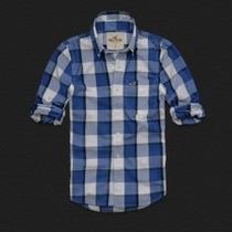 Camisas Xadrez Hollister - Produto Importado - Original