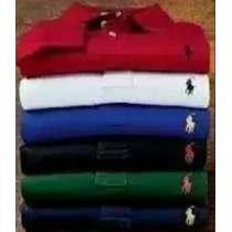 Kit3 Camisa Polo Varias Marcas Tommy Acostamento Ralfsergiok