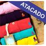 Lote Em Atacado 20 Camisas Camisetas Polos Originais