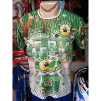 Camisa De Bateria Da Mocidade- Lançamento - Carnaval