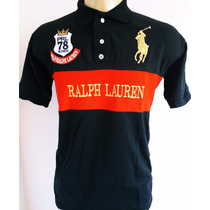 Camisa Polo Masculina Ralph Lauren