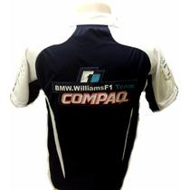 Camisa Bmw Williansf1 Pronta Entrega/ Frete Grátis