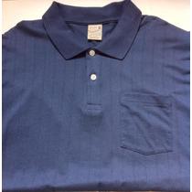 Camisa Polo Masculina Com Bolso Casual Angelo Litrico