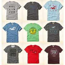 Camisas Originais Hollister Aeropostale Abercrombie Original
