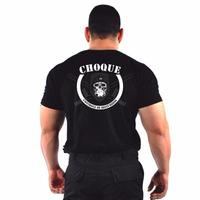 Camiseta Estampada Choque100% Algodão - Original