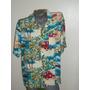 Camisas Havaianas Masculinas Praia Luau- Pronta Entrega