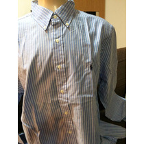Camisa Polo Ralph Lauren- Longa -size 18 ( Xxl ) - New !!!
