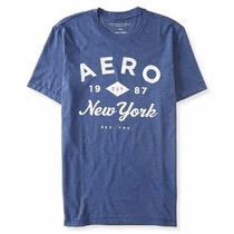 Camisa Aeropostale New York 100% Original P/ Entrega