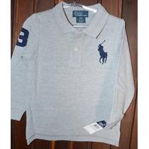 Camisas Polo Ralph Lauren Big Pony - Original