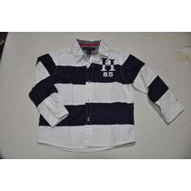 Camisa Bebê M.longa - Tommy Hilfiger 100% Original - Linda !